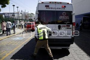 ACCIDENTE CICLISTA